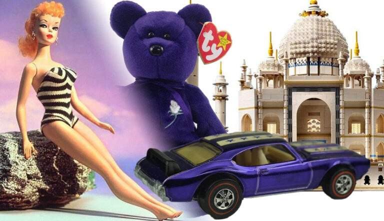 Collectible Toys Worth Money