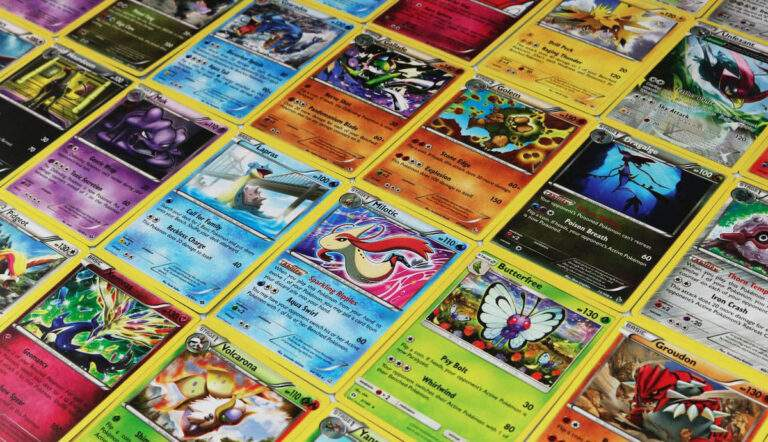 Most Valuable Pokemon cards collection