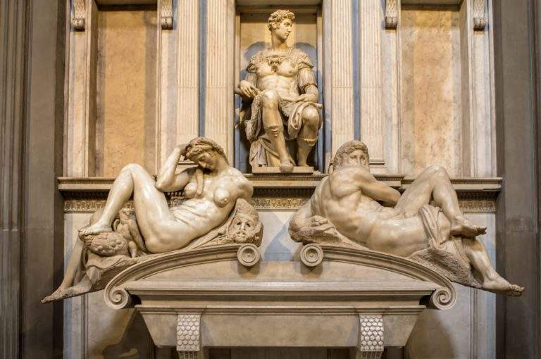 The Marvel That Was Michelangelo