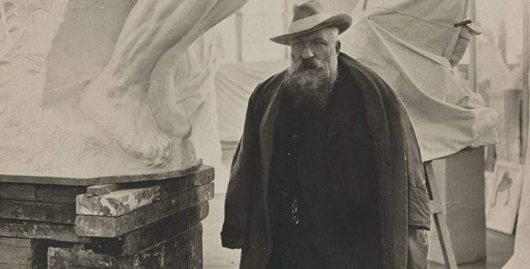 Auguste Rodin: One of the First Modern Sculptors