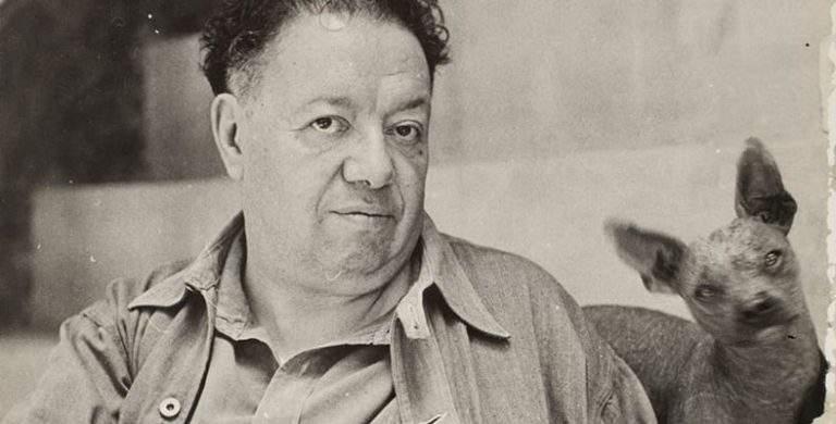 El Elefante, Diego Rivera - A Mexican Icon