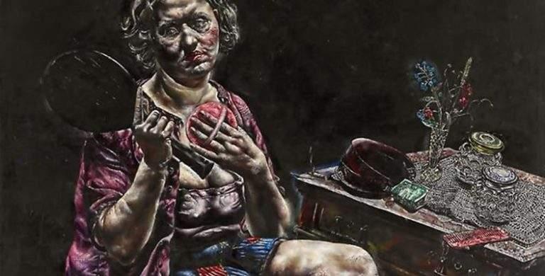 Ivan Albright: The Master of Decay & Memento Mori