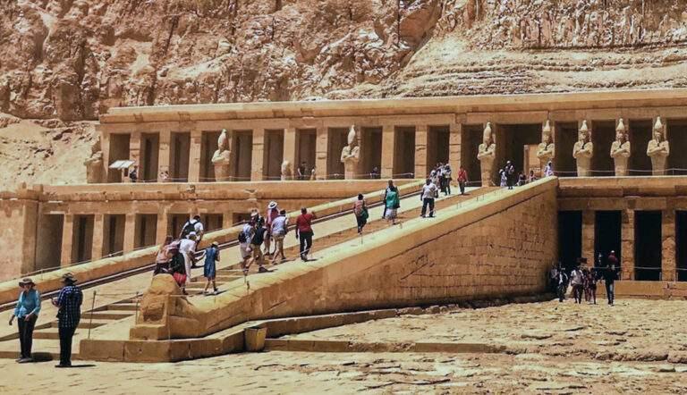Mortuary Temple of Hatshepsut, Egyptian monument