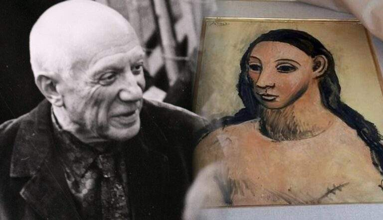 picasso-head-woman-young-stolen-painting
