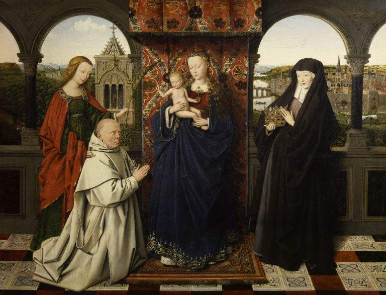 """Van Eyck: An Optical Revolution is a """"Once in a Lifetime"""" Exhibition"""