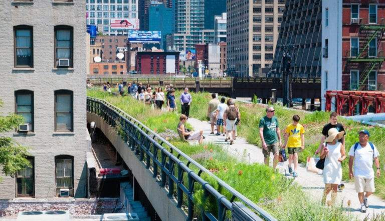 New Art Projects to Launch at the NYC High Line in April