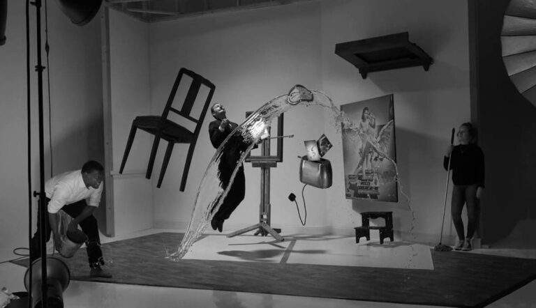 Philippe Halsman: Early Contributor To The Surrealist Photography Movement