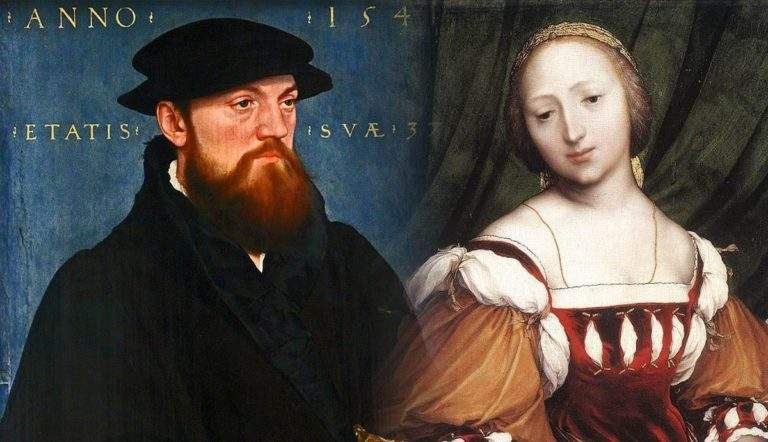 Paintings by Hans Holbein the Younger