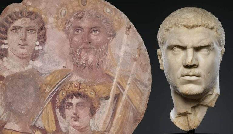 emblems of damnatio memoriae
