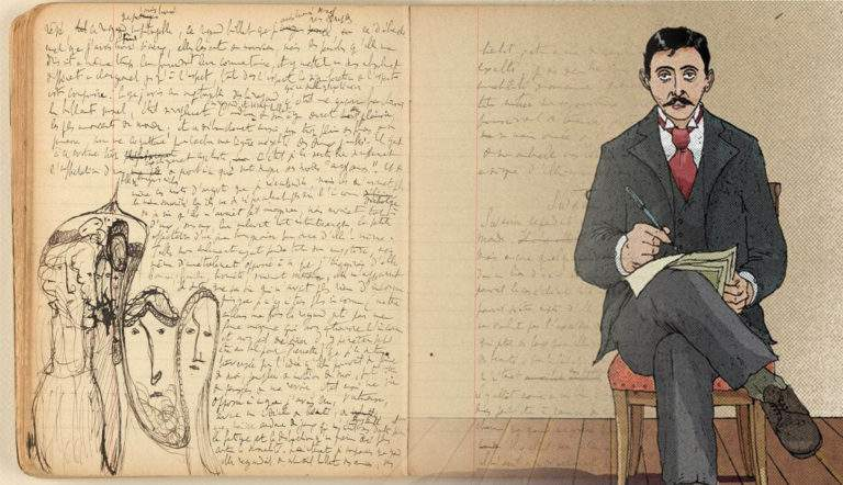 Marcel Proust and his Novel