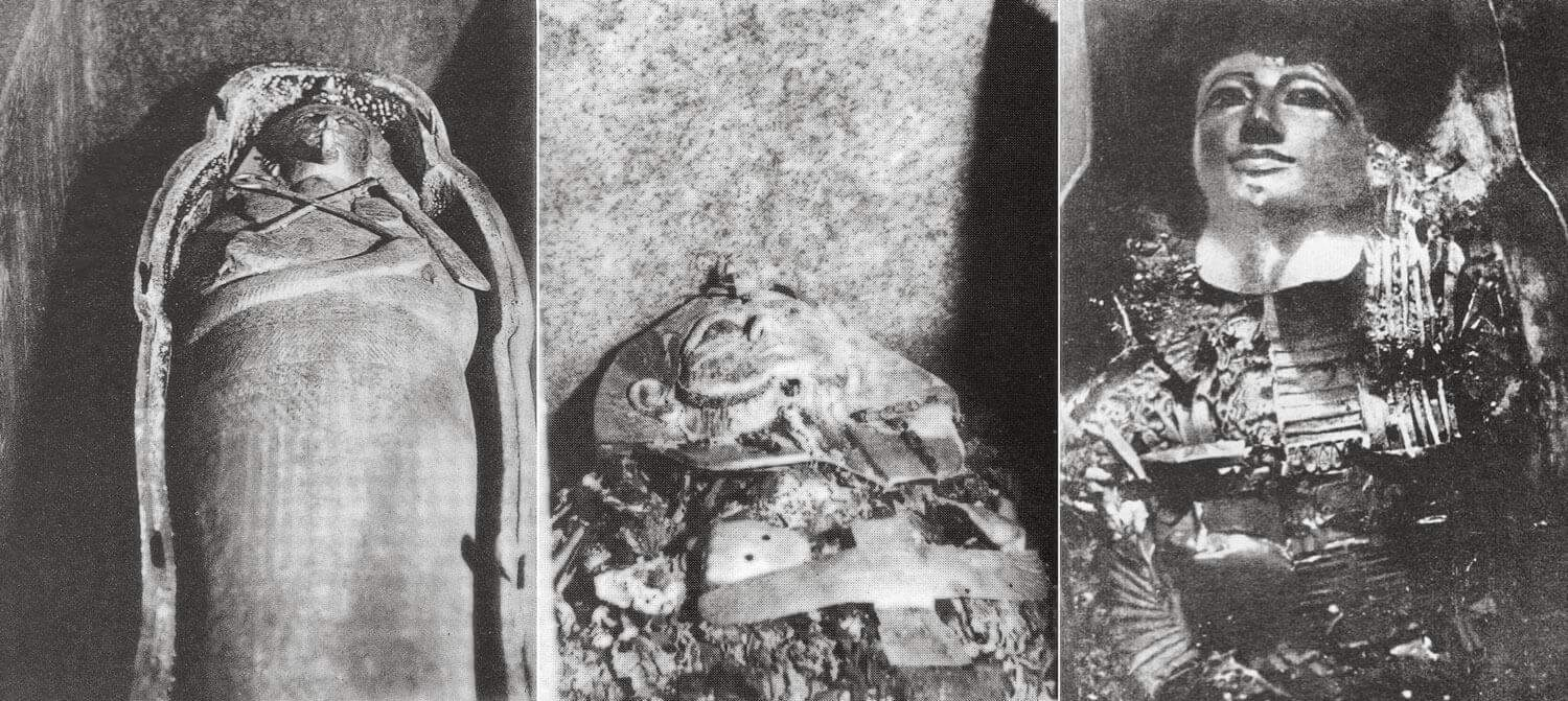 three_egyptian_sarcophagus_discovered_by
