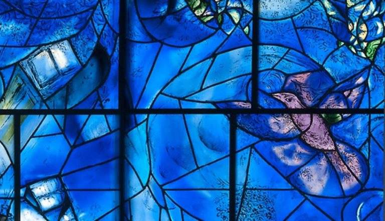 marc chagall america windows