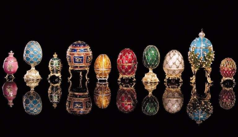 faberge eggs russian royal family