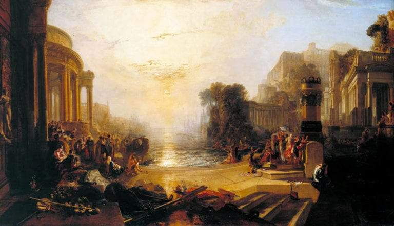 decline carthaginian empire turner
