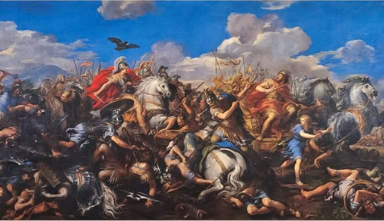 battle of alexander