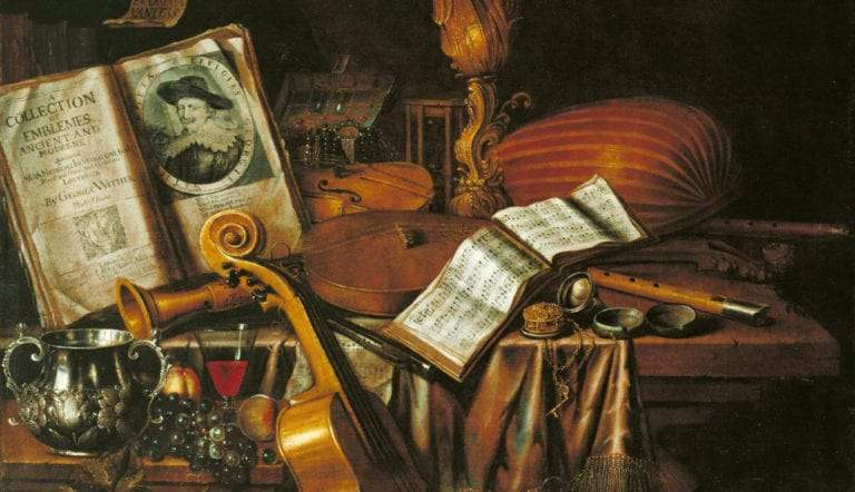 still life edward collier volume withers emblemes