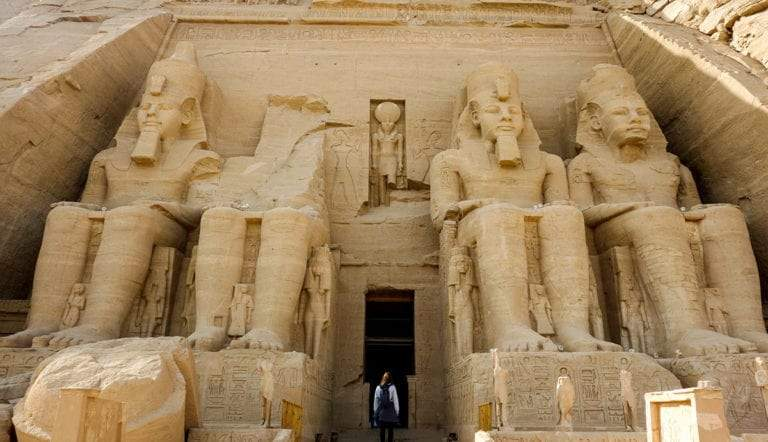 great temple ramesses