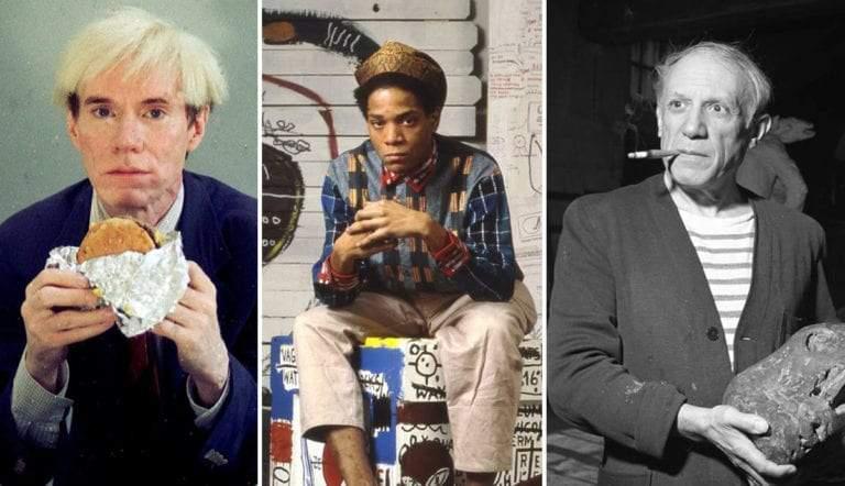 famous artists narcotics