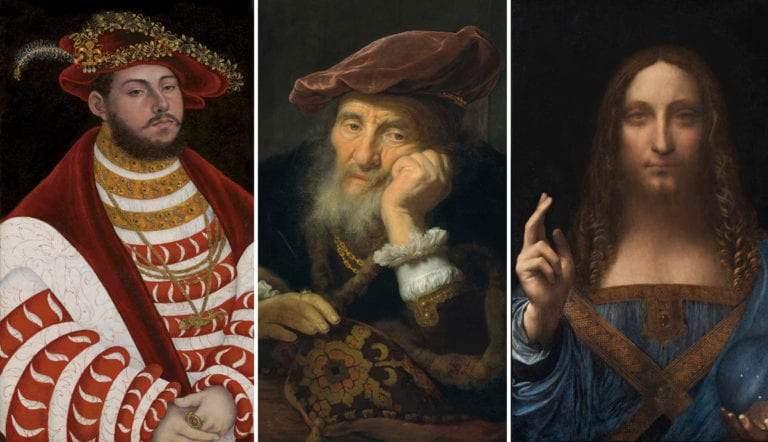old master artwork auction