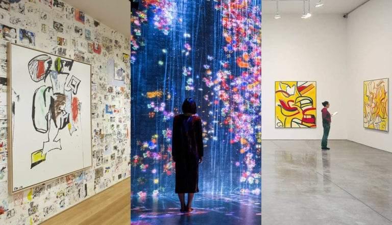 art galleries nyc
