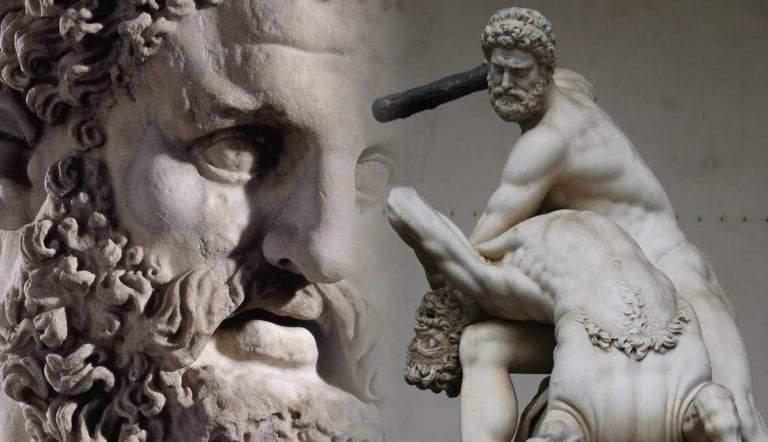 roman bust hercules