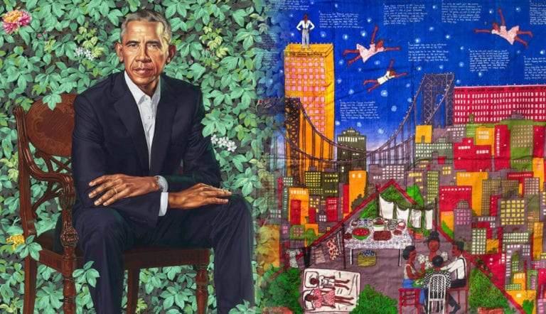 contemporary black artist