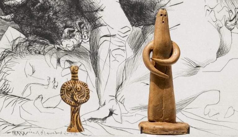 picasso antiquity