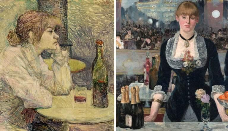 the hangover alcoholic artists