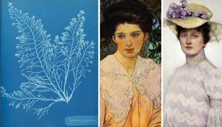 female artists 19th century