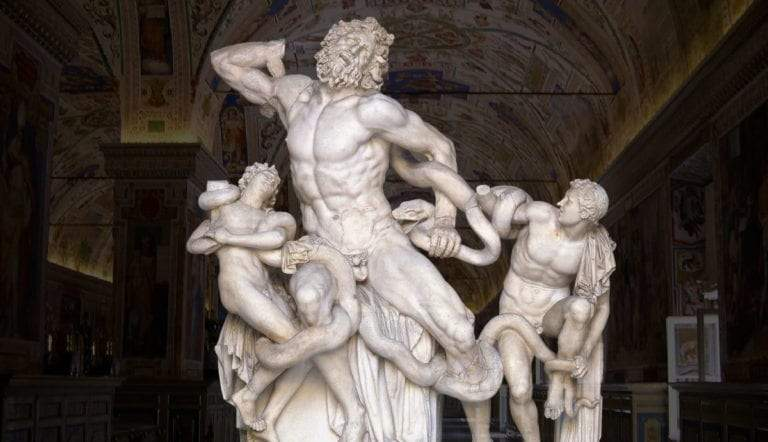 vatican-museums-close-laocoon-italy-covid-19
