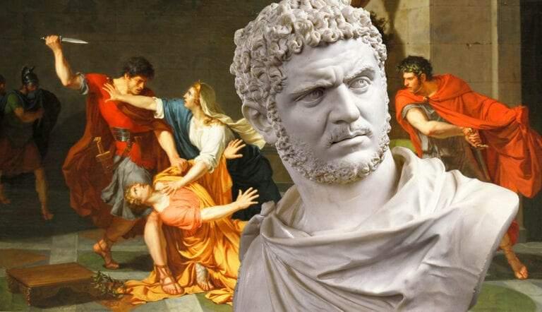 caracalla emperor