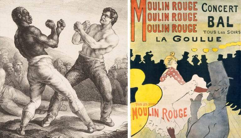 moulin rouge lithographs