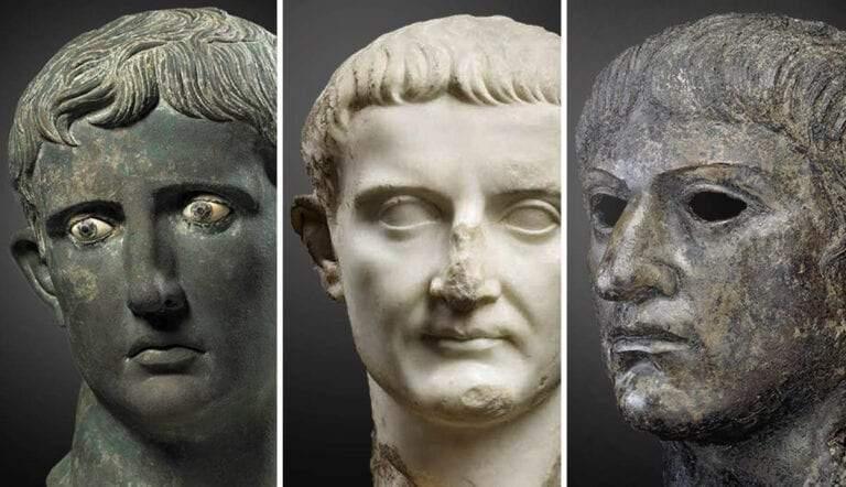 roman emperors augustus tiberius claudius