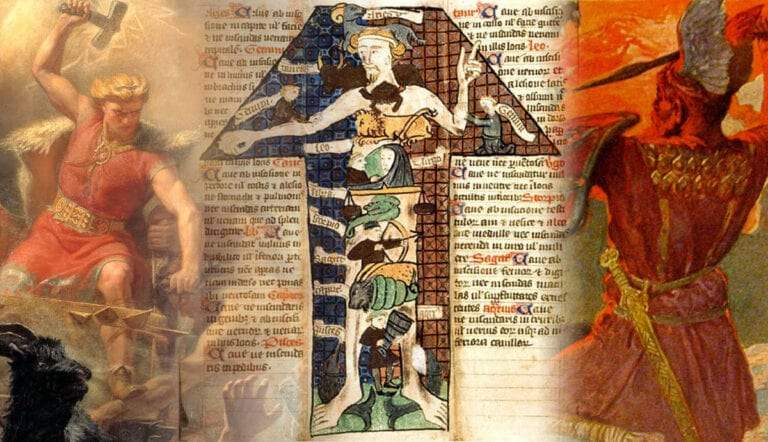 germanic gods days of the week
