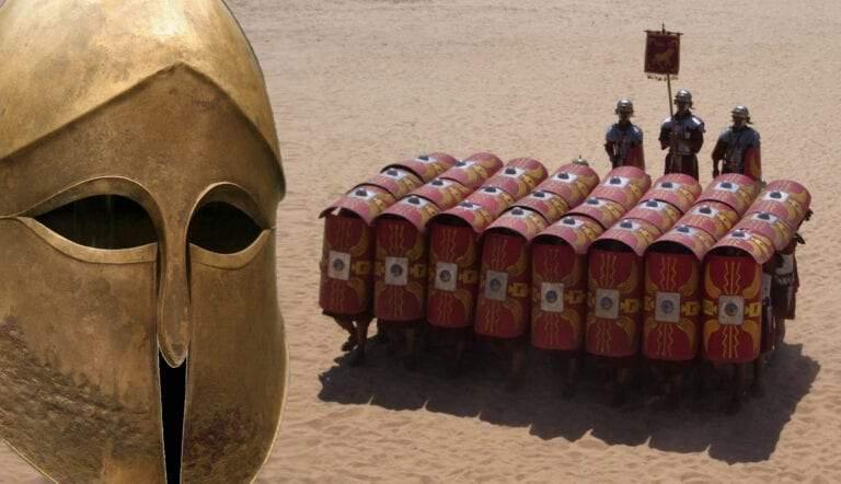 ancient greco roman warfare