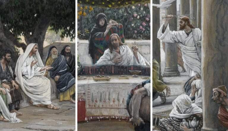 jesus christ paintings