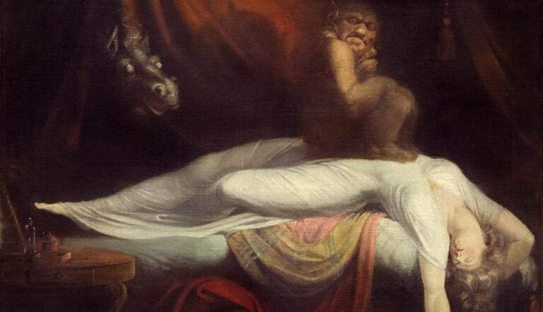 henry fuseli the nightmare