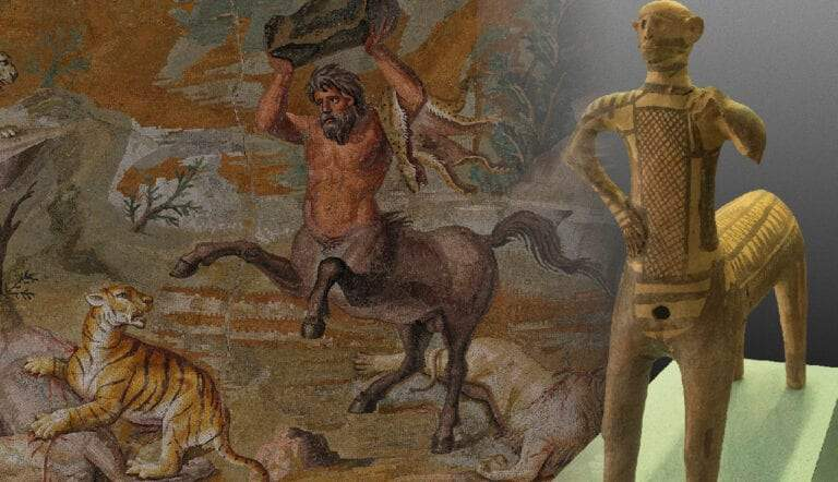 centaurs-greek-mythology