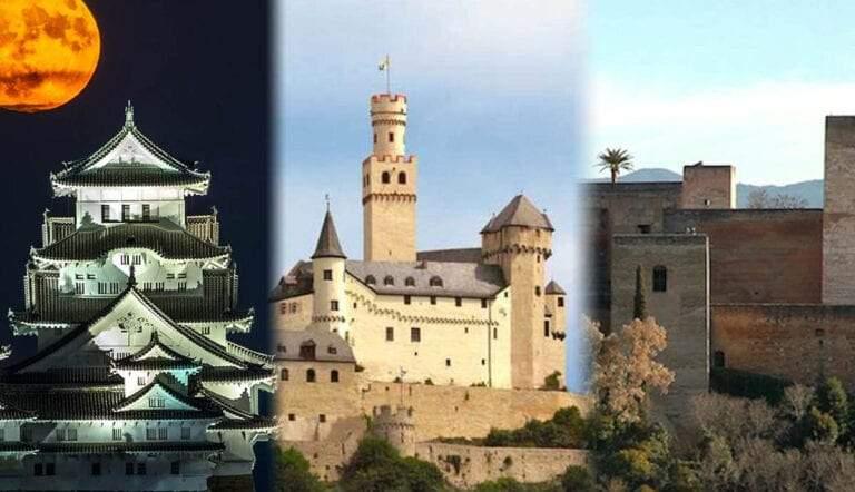 himeji medieval castles