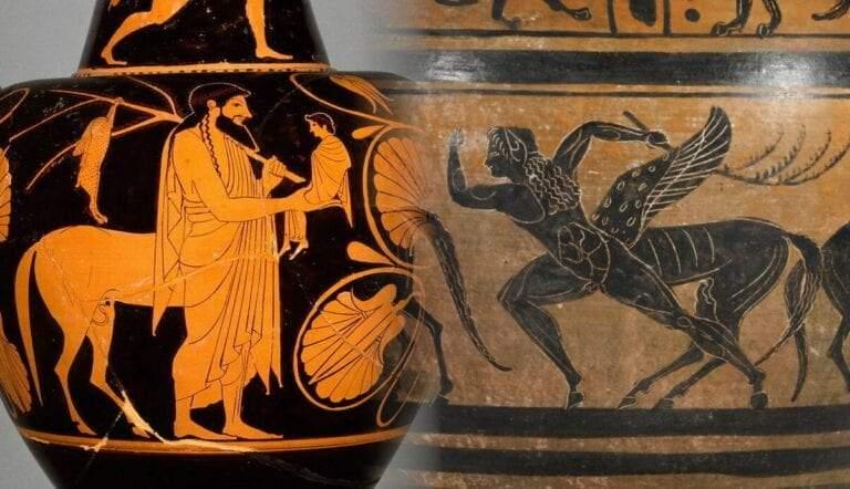 centaur-greek-mythology-depiction-strange