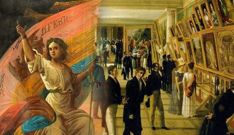 modern romania romantic paintings