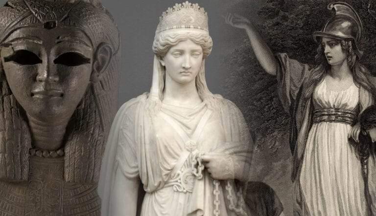 ancient rome female warriors zenobia boadicea meriotic