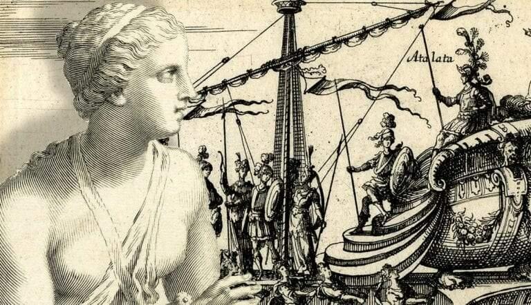 atlanta greek heroine
