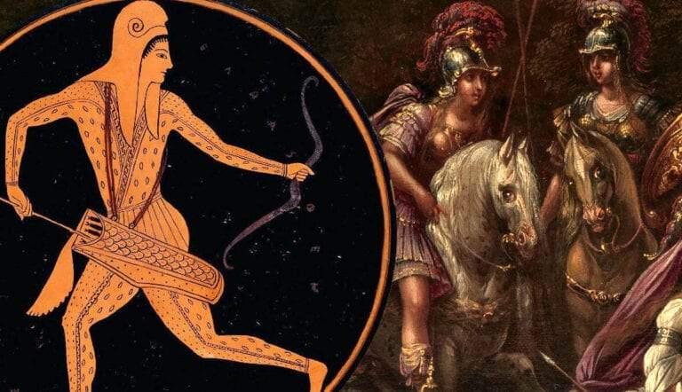 amazon warrior women myth history
