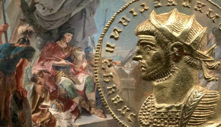 emperor aurelian roman empire history forgotten