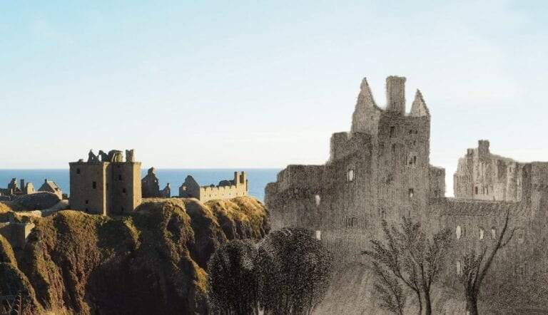 featured image scottish castles standing
