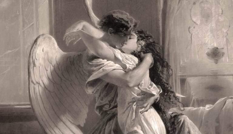 mihaly zichy artist romantic art illustration
