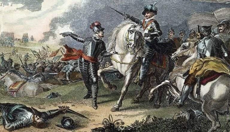 battle of naseby english civil war battle