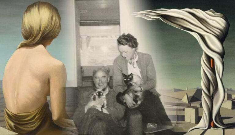 kay sage surrealist painter artworks