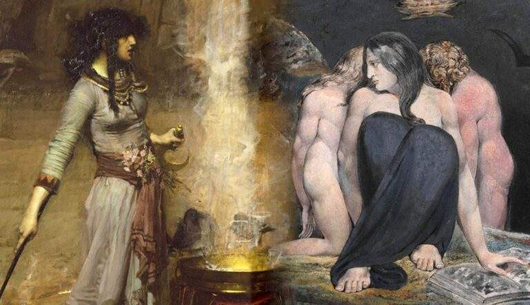maiden mother crone hecate
